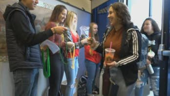 'Paradise Strong': Paradise High School students return to class in temporary campus following devastating wildfire