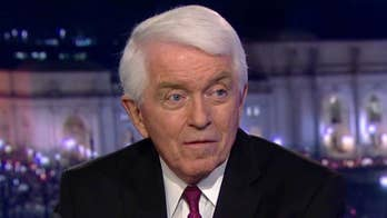 US Chamber of Commerce CEO Tom Donohue on the economic consequences of the partial government shutdown