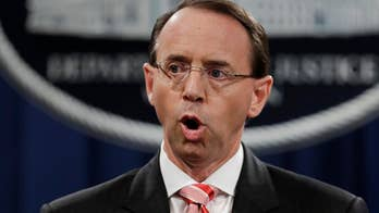Deputy AG Rod Rosenstein expected to step down by mid-March, official says