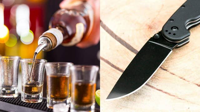 Groomsman who accidentally stabbed groom now in trouble for damaging venue while fleeing