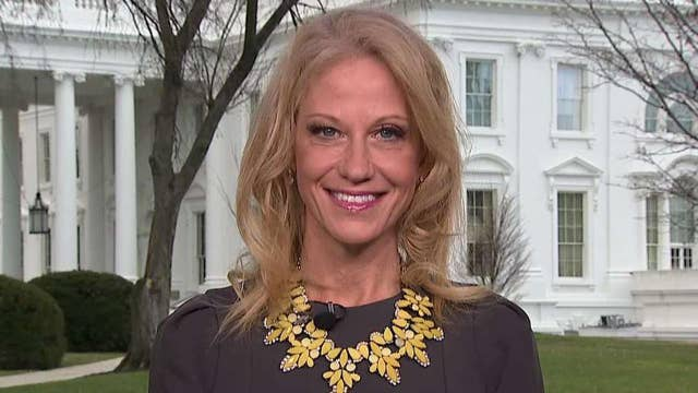 Conway: Trump took his case on border security directly to the American people, many hearing it for the first time