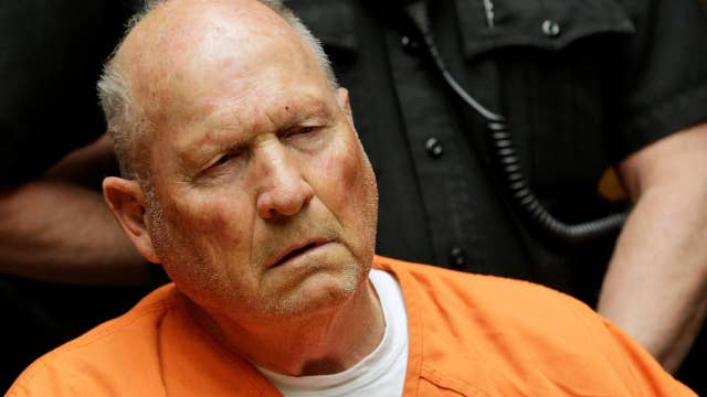 'Golden State Killer' cleared of one murder by DNA test