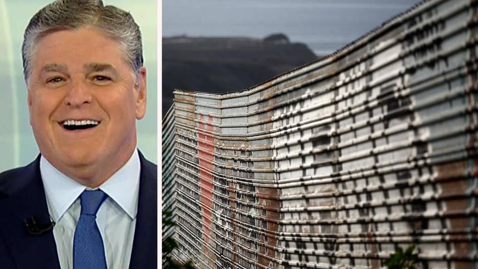 Hannity: Securing the border is about saving lives