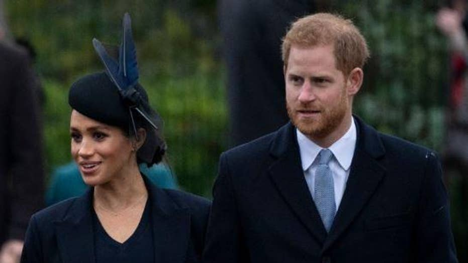 Report: Meghan Markle and Prince Harry's secret country home revealed to be a converted farmhouse in Oxfordshire Hills