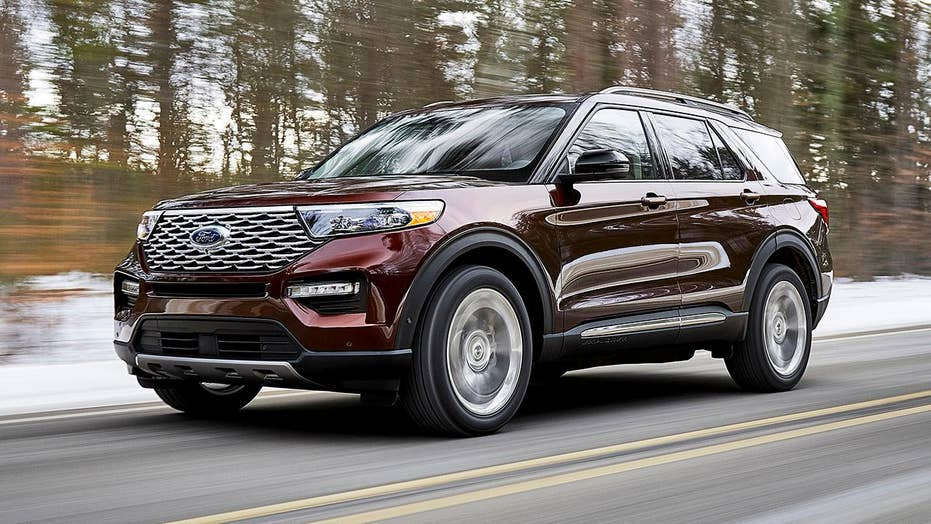 New Ford Explorer >> 2020 Ford Explorer Revealed With Familiar Style And Lots Of New Tech