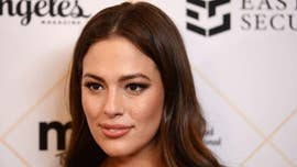 Ashley Graham recruits her sister as a bikini model