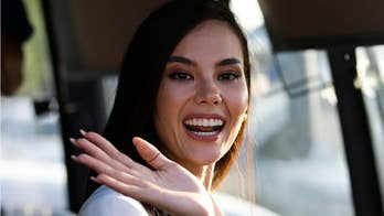 Miss Universe Catriona Gray explains why she disappeared after winning, feeling 'nervous' wearing a swimsuit