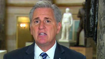 Rep. McCarthy explains what really happened when President Trump walked out of border negotiations with Democrats