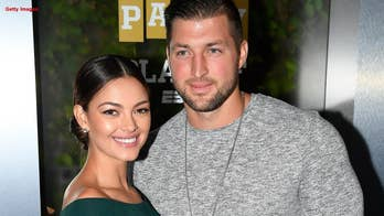 Tim Tebow, Demi-Leigh Nel-Peters ask for 'help' with wedding hashtags