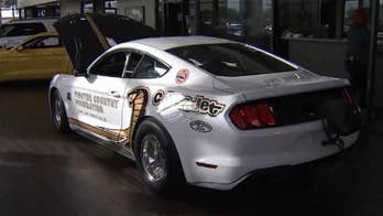 Rare 2018 Ford Mustang Cobra hits the auction block for a good cause