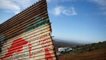 Republicans say some Democrats who used to favor a border wall are hypocrites now for opposing it
