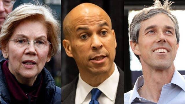 More Democrats considering a presidential bid signal support for Alexandria Ocasio-Cortez's 'Green New Deal'