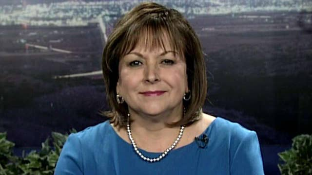 Former New Mexico Gov. Martinez on border security battle: Democrats are being held hostage by the far left
