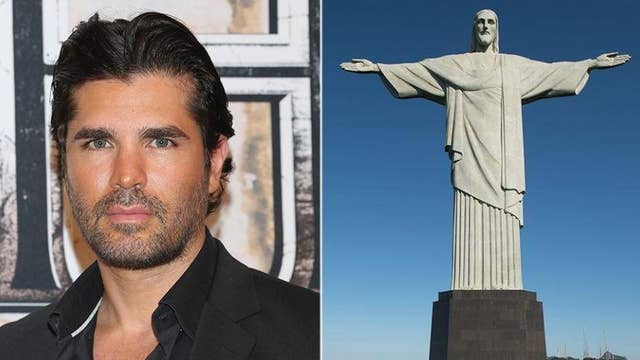 Pro-life actor to bring massive Jesus statue to Mexico