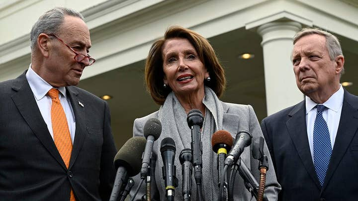 Rep. Doug Collins says Nancy Pelosi has revealed her true intentions for negotiations on border security