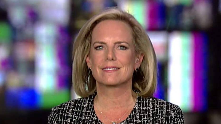DHS Secretary Kirstjen Nielsen: 'Ridiculous' to pretend' that there is not a crisis on the southern border