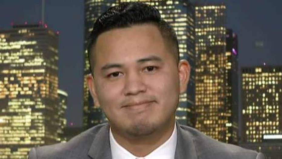DACA recipient urges Congress make border wall for citizenship compromise