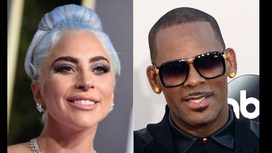 Lady Gaga apologizes for R. Kelly collaboration and says she believes his accusers