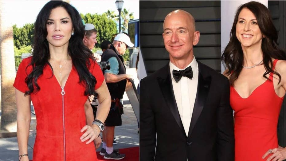 Jeff Bezos' reported new girlfriend, Lauren Sanchez, has long list of Hollywood credits