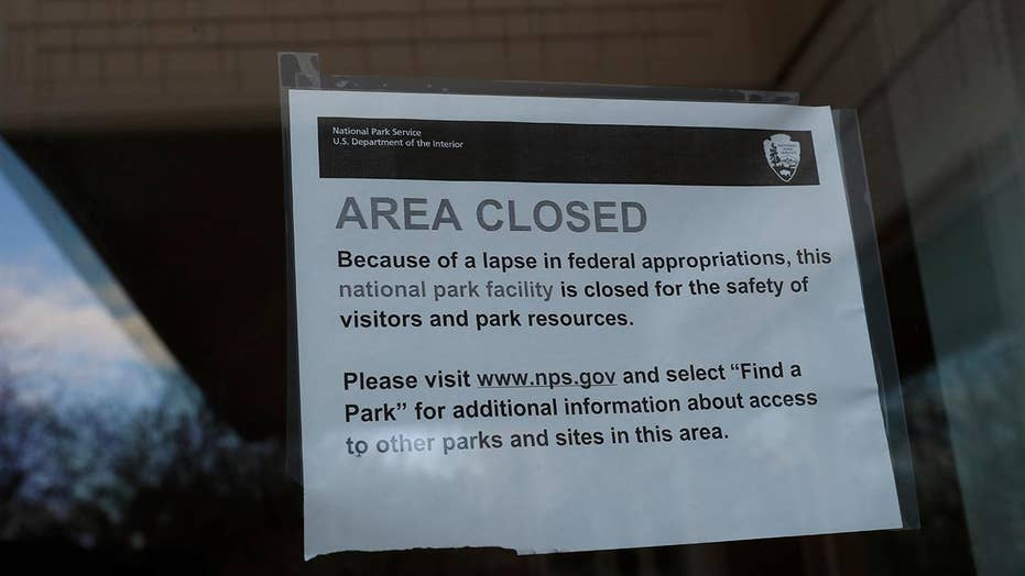 Partial government shutdown creating big losses for the travel and tourism industry