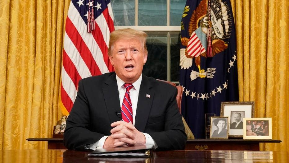 Judge Andrew Napolitano: Can President Trump alone build a border wall?