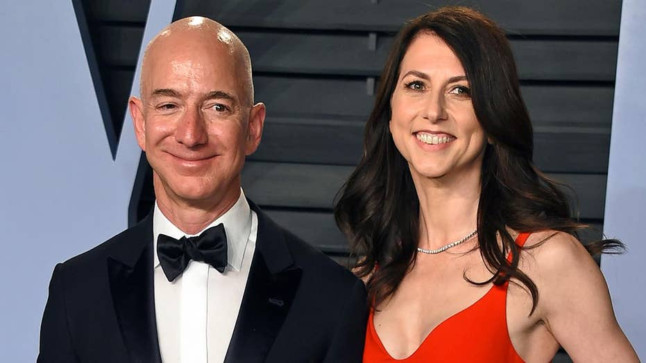 $140 billion fortune hangs in the balance as Amazon CEO Jeff Bezos and his MacKenzie announce that they are divorcing