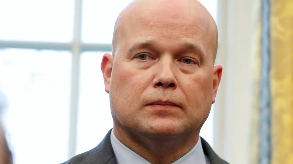House Dems order acting Attorney General Whitaker to testify about decision not to recuse himself from Mueller probe