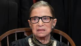 Ginsburg returns to Supreme Court bench after lung cancer surgery