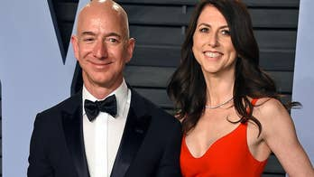 How will Jeff Bezos' divorce affect Amazon's value?