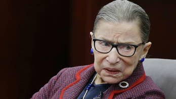 Ginsburg to miss next week's Supreme Court sessions, but recovery 'on track'