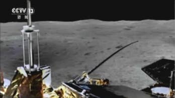 China releases spectacular panoramic photos from the dark side of the moon taken from their surface rover