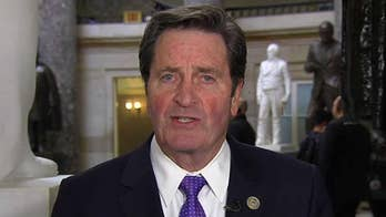 Democrats are unwilling to talk funding number for the border wall until government is reopened, says Rep. Garamendi