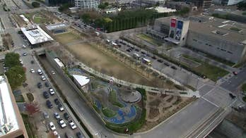 'Hanging gardens' cover nation's busiest highways