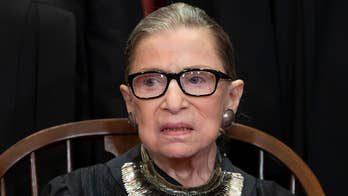 Ruth Bader Ginsburg as a cultural icon, from fashion choices to portrayals on the big screen