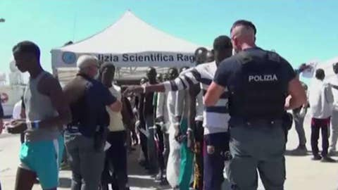 Report: Organization smuggling Islamic radicals into Italy as migrants