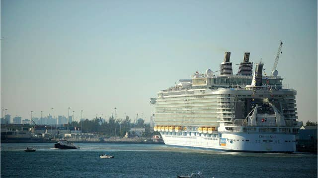 Norovirus outbreak on Royal Caribbean cruise sickens more than 270 passengers