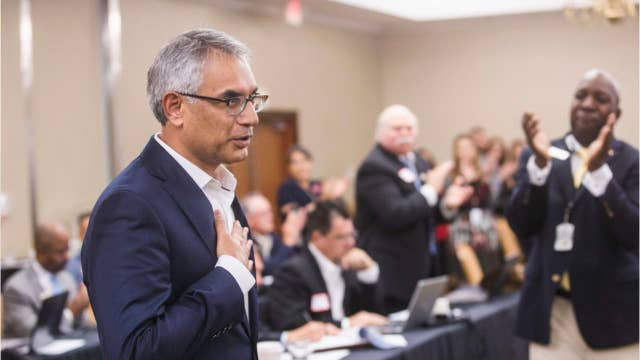Texas Republicans reject removal of Muslim county official