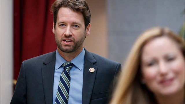 South Carolina congressman Joe Cunningham stopped from entering House floor with 6-pack of beer in hand