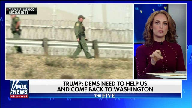 Bila: Democrats are the ones politicizing border funding debate