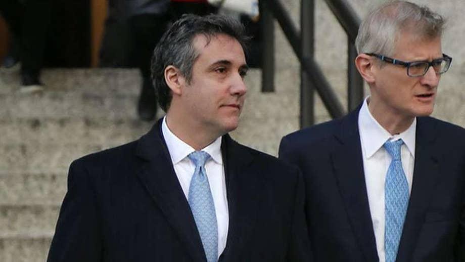 michael cohen seeking vindication cant use most ammunition against trump
