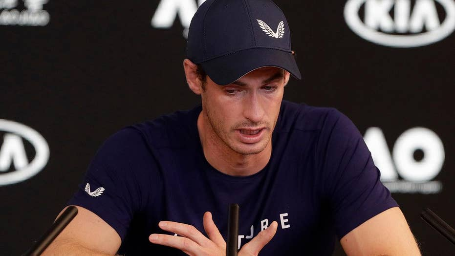 British tennis star Andy Murray to retire after Wimbledon