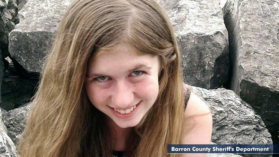 Missing teen Jayme Closs found alive after reportedly fleeing captor and flagging dog walker, suspect arrested