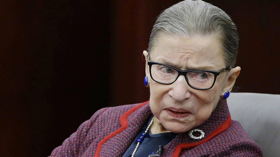 White House preparing for possible departure of ailing Supreme Court Justice Ruth Bader Ginsburg, reports say