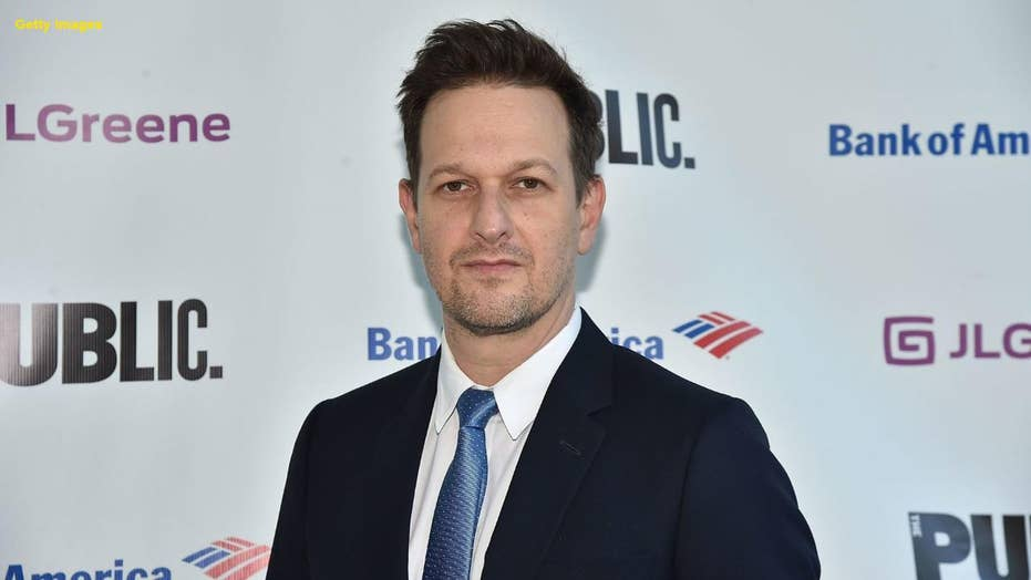 Actor Josh Charles sounds off on Donald Trump in fiery tweets