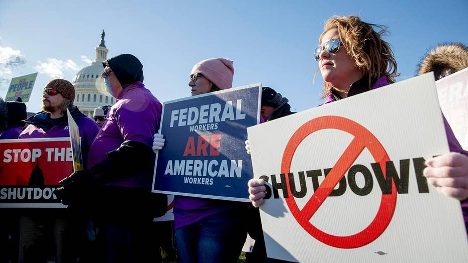 When will Congress have a sense of urgency to fix the partial government shutdown? Federal workers miss first pay check