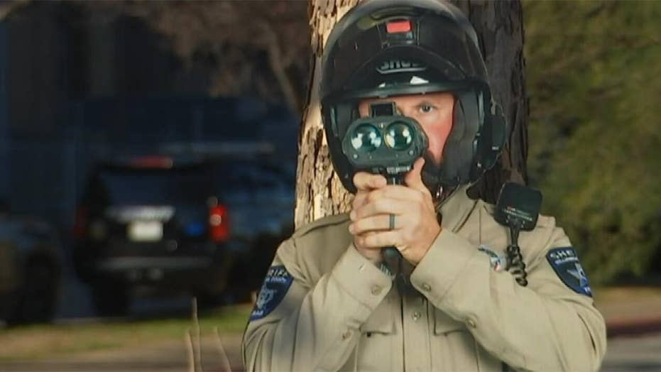 Texas sheriff enlists the help of cardboard cops to try and slow down speeders