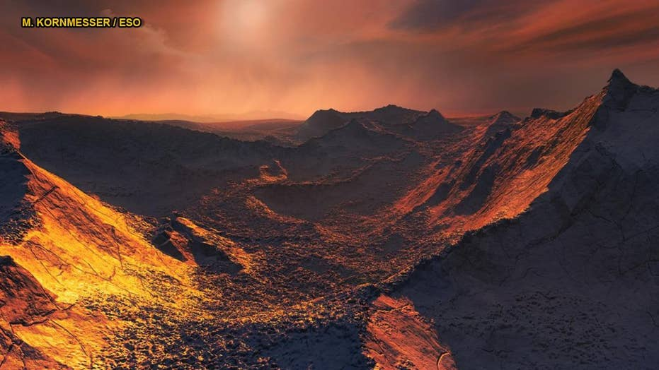 Alien life may exist on giant Super-Earth 30 trillion miles from home