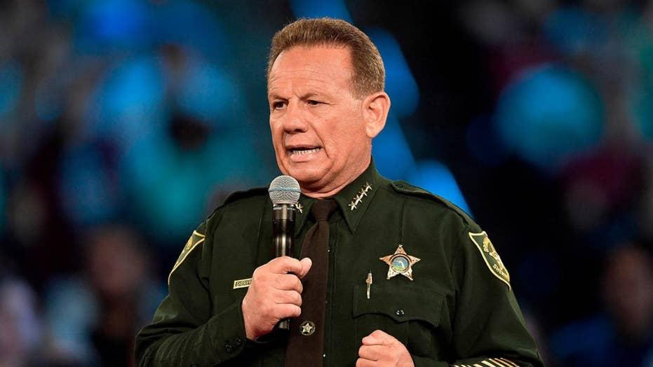 Florida governor suspends Broward County Sheriff Scott Israel