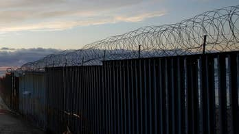 Border wall critics call it a 'medieval solution'