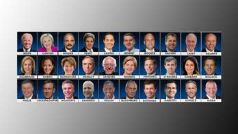 The 2020 election is here and guess who the Democrats' frontrunner is?